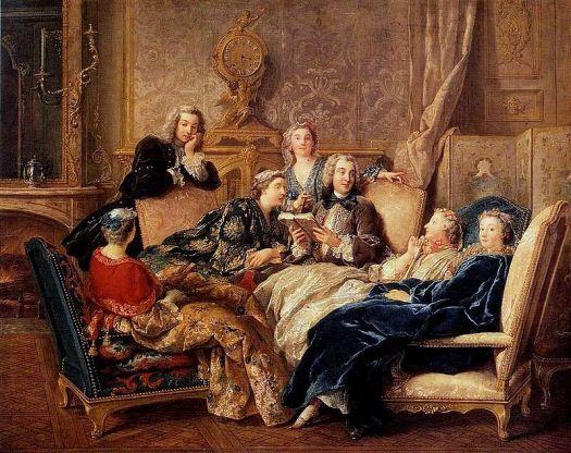 lecture de Molière par Jean-François deTroy